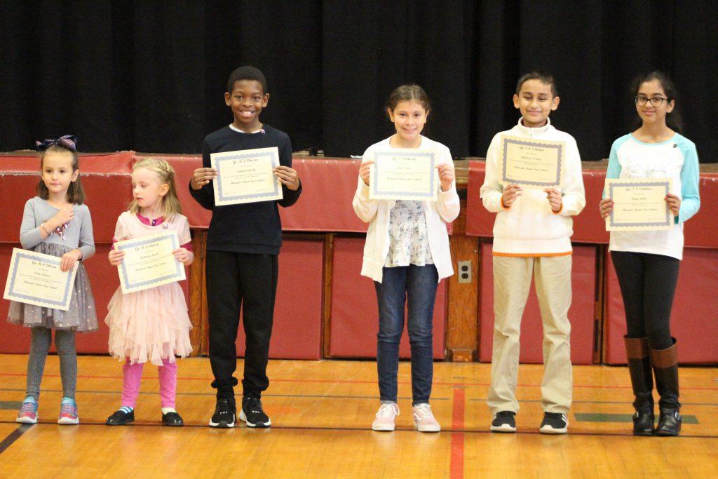 Citizen/Scholar award-winners